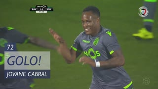 GOLO! Sporting CP, Jovane Cabral aos 72', Rio Ave FC 1-3 Sporting CP