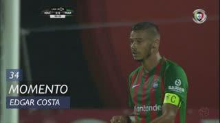 Marítimo M., Jogada, Edgar Costa aos 34'