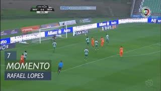 Boavista FC, Jogada, Rafael Lopes aos 7'