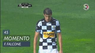 Boavista FC, Jogada, F. Falcone aos 45'