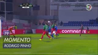 Marítimo M., Jogada, Rodrigo Pinho aos 79'