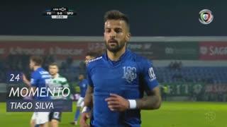 CD Feirense, Jogada, Tiago Silva aos 24'