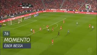 Vitória FC, Jogada, Éber Bessa aos 76'