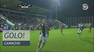 GOLO! CD Nacional, Camacho aos 65', CD Nacional 1-0 Marítimo M.
