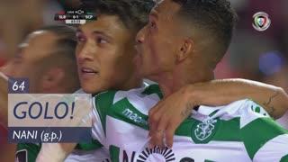 GOLO! Sporting CP, Nani aos 64', SL Benfica 0-1 Sporting CP