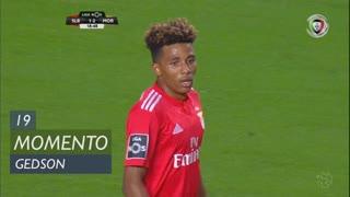 SL Benfica, Jogada, Gedson aos 19'