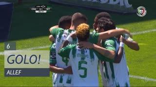 GOLO! Vitória FC, Allef aos 6', GD Chaves 0-1 Vitória FC