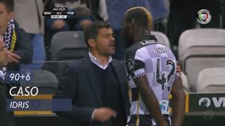 Boavista FC, Caso, Idris aos 90'+6'