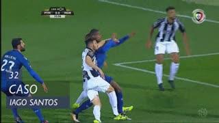 Moreirense FC, Caso, Iago Santos aos 32'