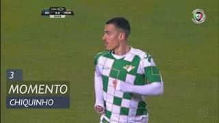 Moreirense FC, Jogada, Chiquinho aos 3'