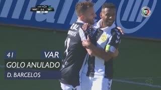 CD Nacional, Golo Anulado, D. Barcelos aos 41'