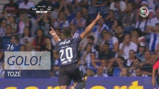 GOLO! Vitória SC, Tozé aos 76', FC Porto 2-2 Vitória SC