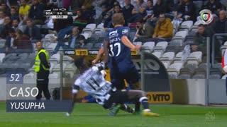 Boavista FC, Caso, Yusupha aos 52'
