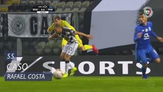 Boavista FC, Caso, Rafael Costa aos 55'