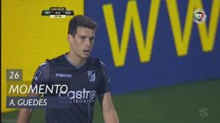 Vitória SC, Jogada, Alexandre Guedes aos 26'