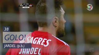 GOLO! Portimonense, Jardel (p.b.) aos 38', Portimonense 2-0 SL Benfica