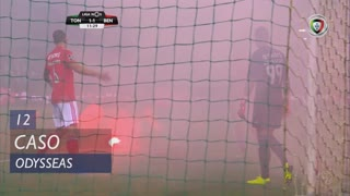 SL Benfica, Caso, Odysseas aos 12'