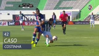 Vitória FC, Caso, Costinha aos 42'
