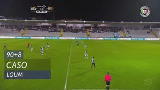 Moreirense FC, Caso, Loum aos 90'+8'