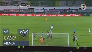 Vitória FC, Caso, Mendy aos 64'