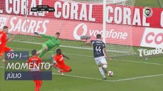 CD Nacional, Jogada, Júlio aos 90'+1'