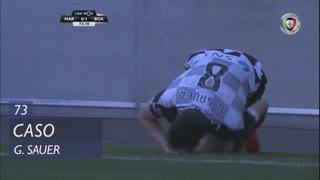 Boavista FC, Caso, G. Sauer aos 73'