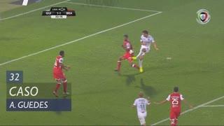 Vitória SC, Caso, Alexandre Guedes aos 32'