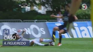 Rio Ave FC, Caso, Afonso Figueiredo aos 34'