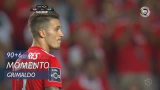 SL Benfica, Jogada, Grimaldo aos 90'+6'