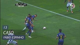 Boavista FC, Caso, Fábio Espinho aos 13'