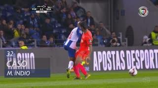 Boavista FC, Caso, M. Índio aos 32'