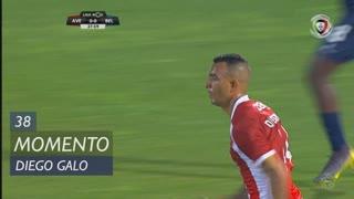 CD Aves, Jogada, Diego Galo aos 38'