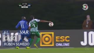 Rio Ave FC, Caso, Rúben Semedo aos 61'