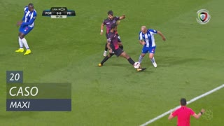 FC Porto, Caso, Maxi aos 20'