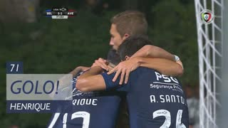 GOLO! Belenenses SAD, Henrique aos 71', Belenenses SAD 5-2 CD Aves