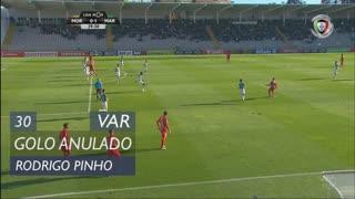 Marítimo M., Golo Anulado, Rodrigo Pinho aos 30'