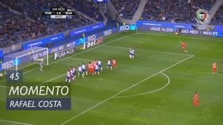 Boavista FC, Jogada, Rafael Costa aos 45'