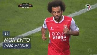 SC Braga, Jogada, Fábio Martins aos 57'