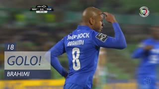 GOLO! FC Porto, Brahimi aos 18', Rio Ave FC 0-1 FC Porto