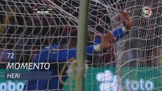 Moreirense FC, Jogada, Heri aos 72'