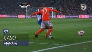 FC Porto, Caso, Manafá aos 57'