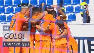 GOLO! Boavista FC, F. Falcone aos 44', CD Feirense 0-1 Boavista FC