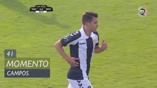 CD Nacional, Jogada, Campos aos 41'