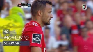 SL Benfica, Jogada, Seferovic aos 40'