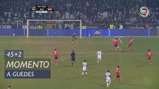 Vitória SC, Jogada, Alexandre Guedes aos 47'