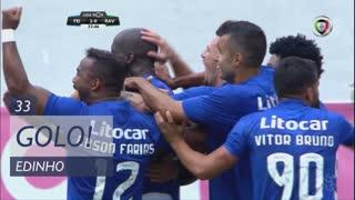 GOLO! CD Feirense, Edinho aos 33', CD Feirense 2-0 Rio Ave FC
