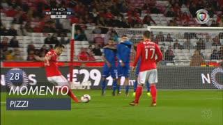 SL Benfica, Jogada, Pizzi aos 28'