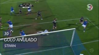 CD Feirense, Golo Anulado, Stivan aos 30'
