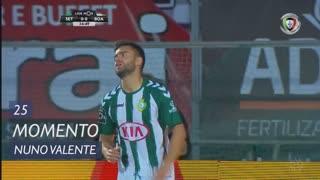 Vitória FC, Jogada, Nuno Valente aos 25'