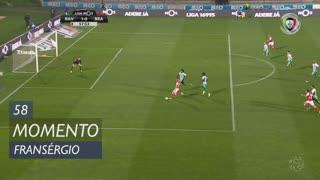 SC Braga, Jogada, Fransérgio aos 58'